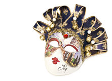 Venetian Mask. Royalty Free Stock Photo
