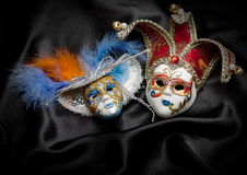 Venetian mask Royalty Free Stock Images
