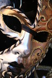 Venetian mask 2 stock images