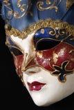 Venetian mask. Traditional Venetian mask - close up Royalty Free Stock Image