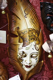 Venetian mask carnival Royalty Free Stock Images
