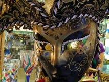 Venetian mask for carnival. The Carnival of Venice (Italian: Carnevale di Venezia) is an annual festival, held in Venice, Italy. The Carnival ends with the Royalty Free Stock Image
