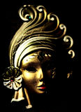 Venetian Mask (Chiaroscuro) Royalty Free Stock Photo