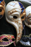 The venetian mask Doctor Pantalone stock images