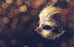 Venetian Mask Stock Photo