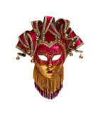 Venetian mask- isolated Stock Images