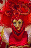 Venetian mask Stock Images