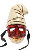 Venetian mask of Pantaloon Stock Photo