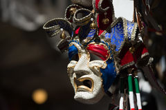 Venetian mask for sale Stock Image