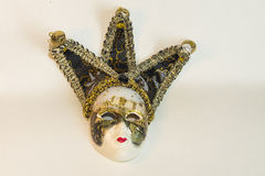 Venetian mask toy. From Venice (Italy Stock Image