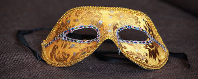 Venetian mask, from Venice, Italy Royalty Free Stock Photos