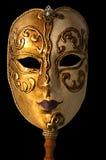 venetian maskering Arkivfoton