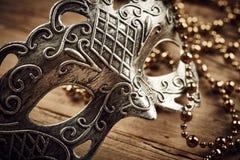 venetian maskering Arkivbild
