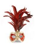 venetian maskering Royaltyfri Bild