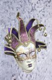 Venetian maskeringar Royaltyfria Bilder