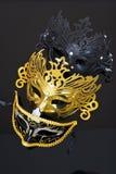 Venetian maskeringar Arkivfoto