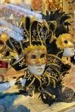Venetian maskeringar i lager Royaltyfri Bild