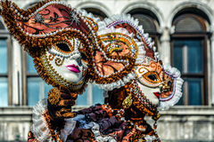Venetian masks Royalty Free Stock Image