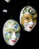 Venetian masks  Murano Venice Italy Royalty Free Stock Image