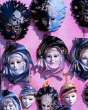 Venetian masks, Venice. Stock Image