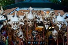 venetian maskujący Fotografia Stock