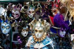 venetian maskujący Zdjęcia Stock
