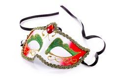 Venetian masquerade or carnival mardi gras mask Royalty Free Stock Image
