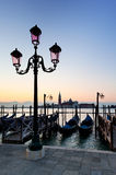 Venetian morning Stock Image