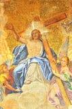 venetian mosaik royaltyfri bild