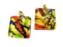 Venetian Murano glass stock photos