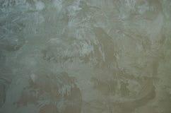 Venetian murbruk efter reparation Arkivbilder