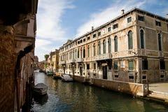 Venetian palace, Venice, Italy Stock Photos
