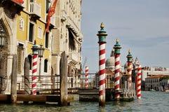 Venetian palaces Stock Photo