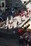 Venetian parade Royalty Free Stock Photos