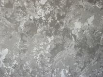 Venetian plaster on the wall royalty free stock image
