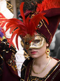 Venetian Queen Stock Image
