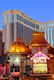 The Venetian Resort Hotel Casino Royalty Free Stock Photo