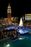 The Venetian Resort Hotel Casino in Las Vegas Stock Image