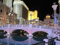 The Venetian Resort Hotel Casino in Las Vegas Royalty Free Stock Image