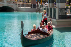 Venetian Resort Hotel and Casino, Las Vegas Stock Photography