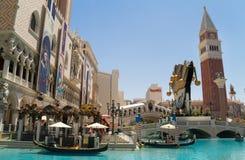 Venetian Resort Hotel and Casino, Las Vegas Stock Photos