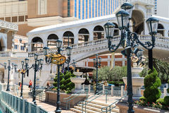 Venetian Resort Hotel and Casino, Las Vegas Royalty Free Stock Photo