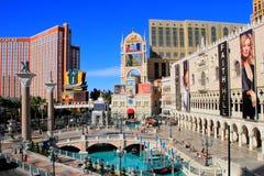 Venetian Resort hotel and casino, Las Vegas, Nevada Royalty Free Stock Image