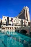 Venetian Resort hotel and casino, Las Vegas, Nevada Stock Image
