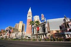 Venetian Resort hotel and casino, Las Vegas, Nevada Stock Images