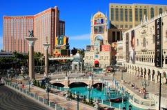 Venetian Resort hotel and casino, Las Vegas, Nevada Stock Photo