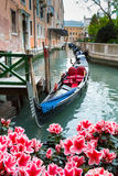 Venetian Romance Royalty Free Stock Photo