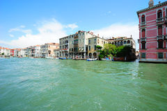 Venetian scenery Stock Images