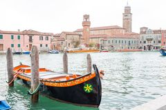 Venetian scenery Royalty Free Stock Images