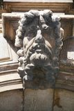 Venetian sculpture, Italy Stock Images